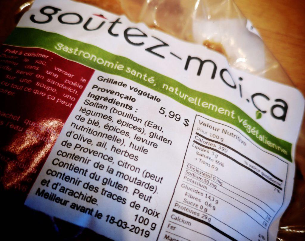 IMG 20190315 170434 01 1024x808 - Salade de pâtes minute aux grains anciens et seitan provençal