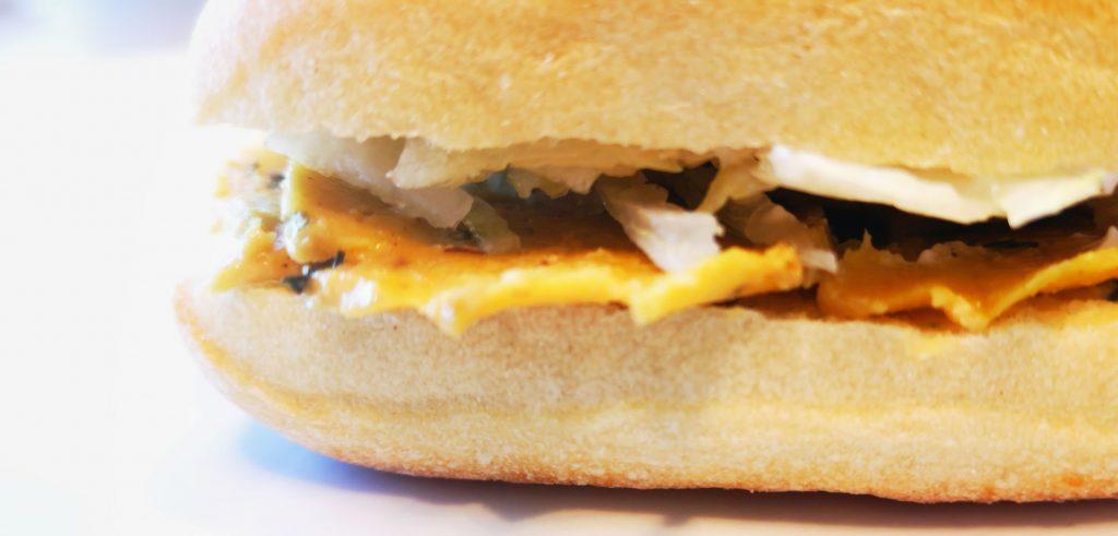 """IMG 20190411 101853 01 1024x491 - Nouveau sandwich """"dinde"""" végétale laitue tomate"""