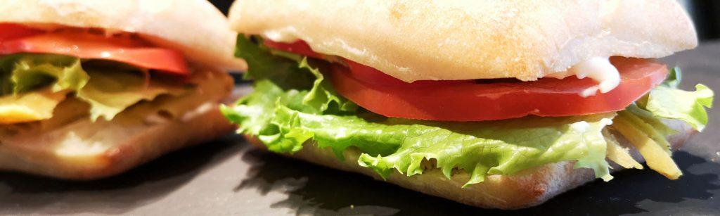 """IMG 20190412 190008 01 1024x307 - Nouveau sandwich """"dinde"""" végétale laitue tomate"""