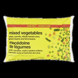 nonamemixedveggies2kg - Salade de pâtes minute aux grains anciens et seitan provençal