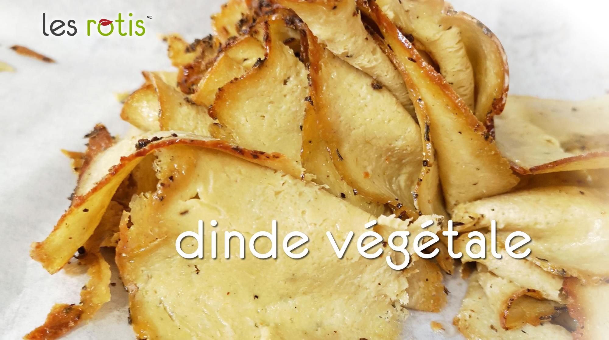 dinde vegetale - Les produits