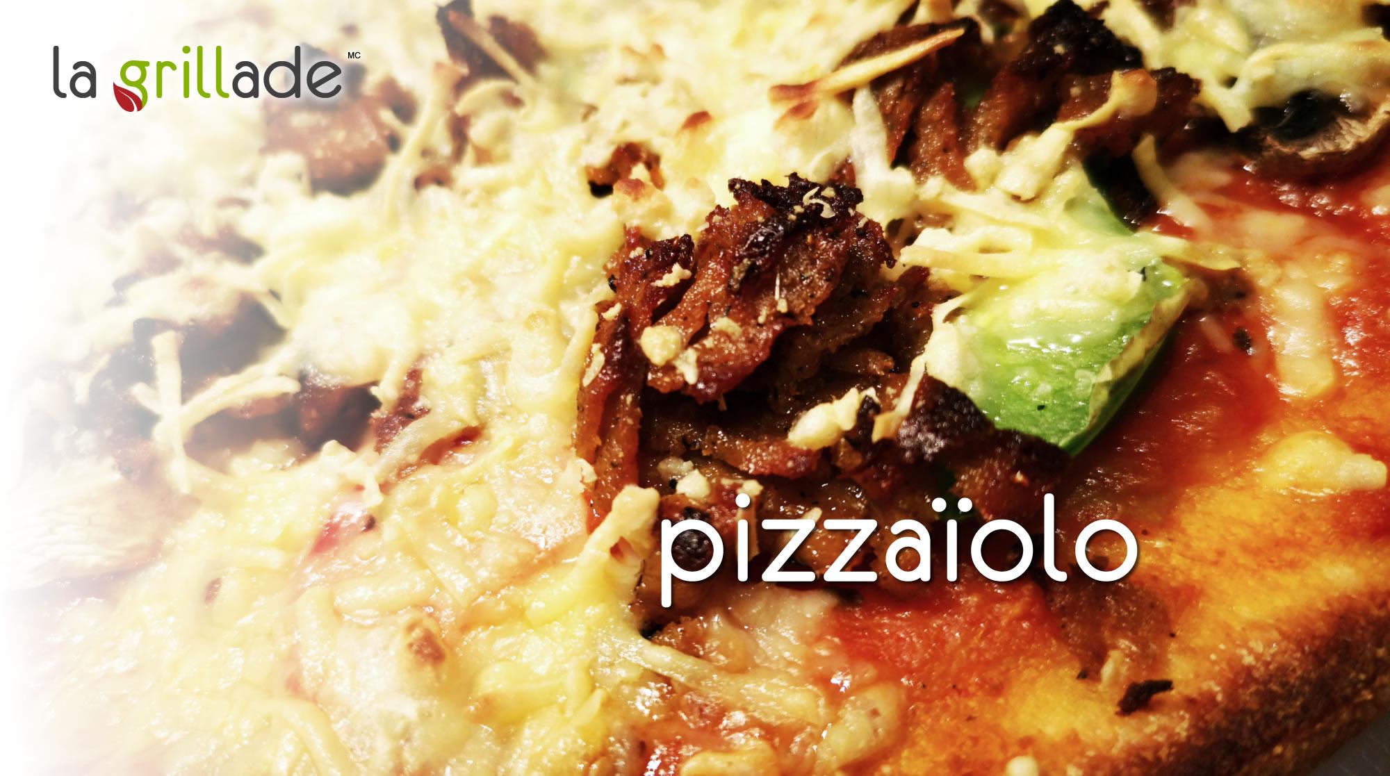 pizzaiolo - Les produits