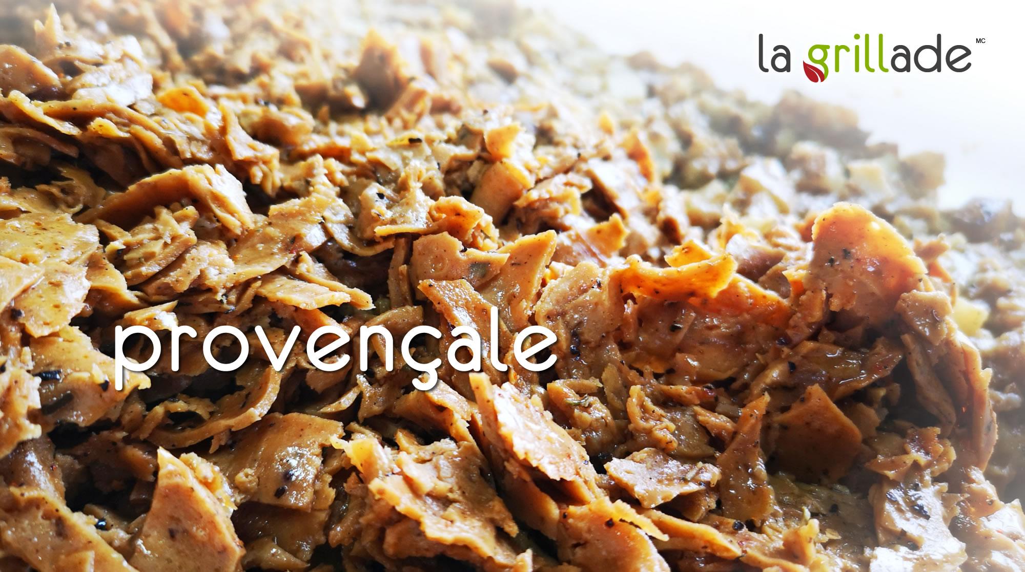 provencale - Les produits