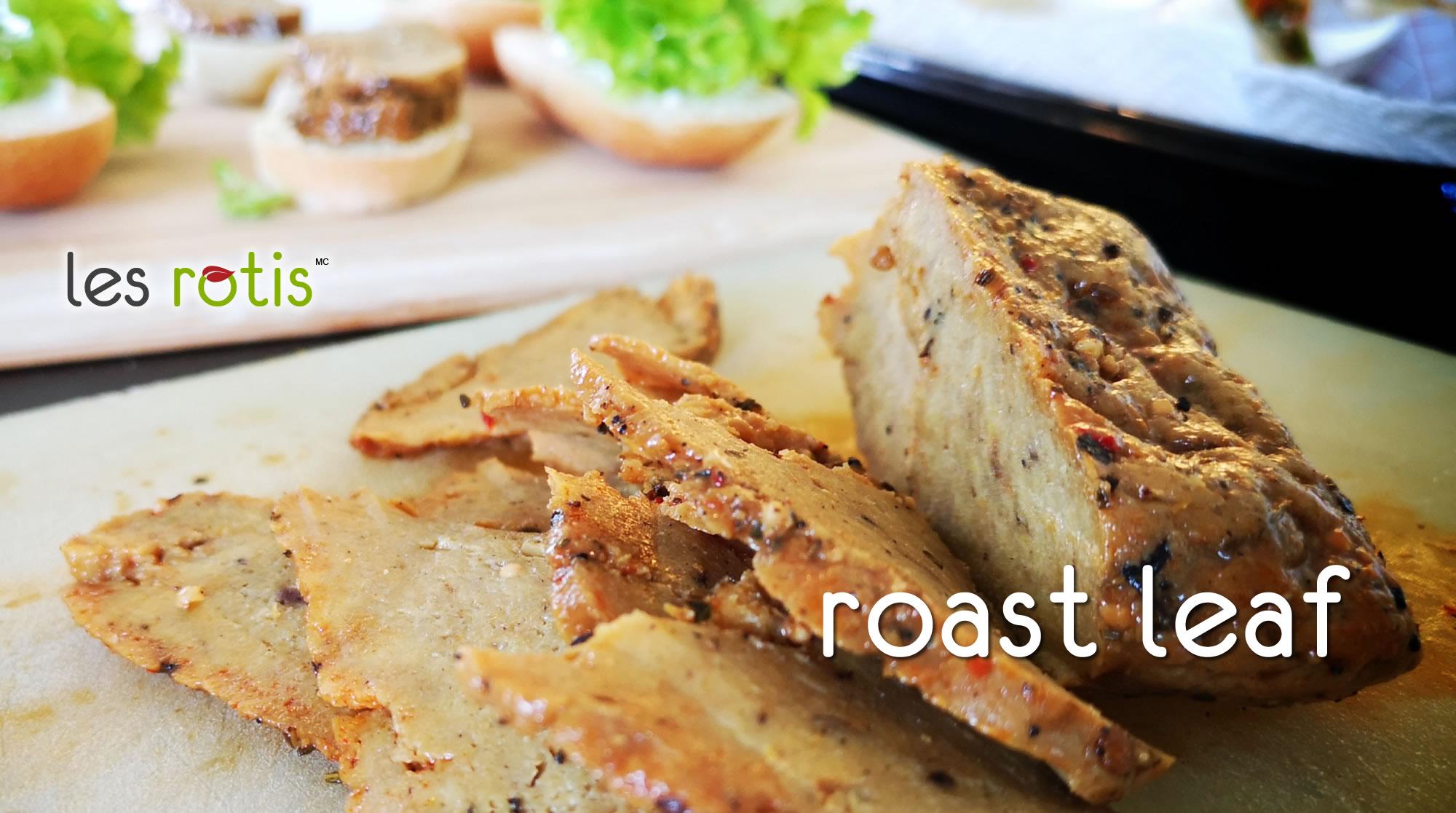 roast leaf - Les produits