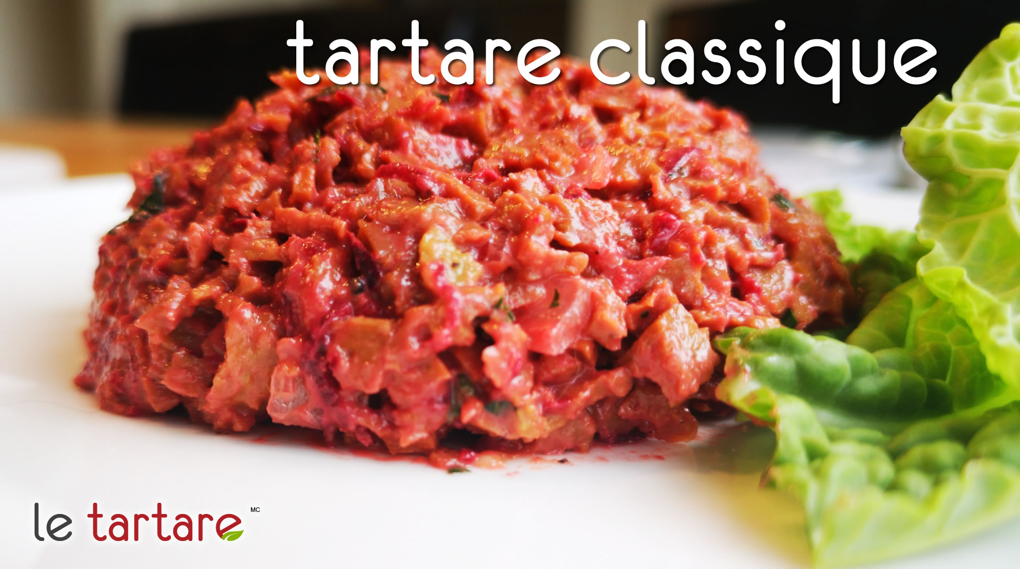 tartare classique - Les produits