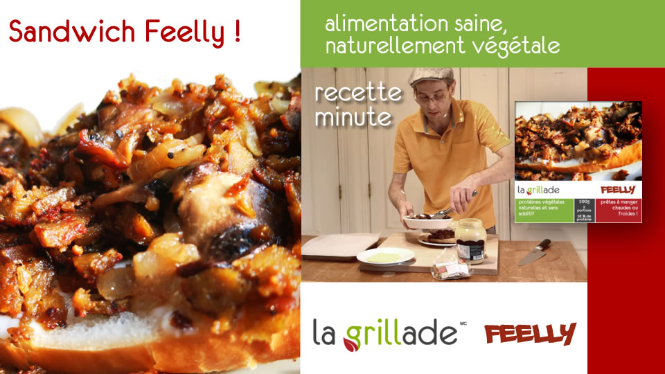 slider recettes minutes feelly - Recettes minutes