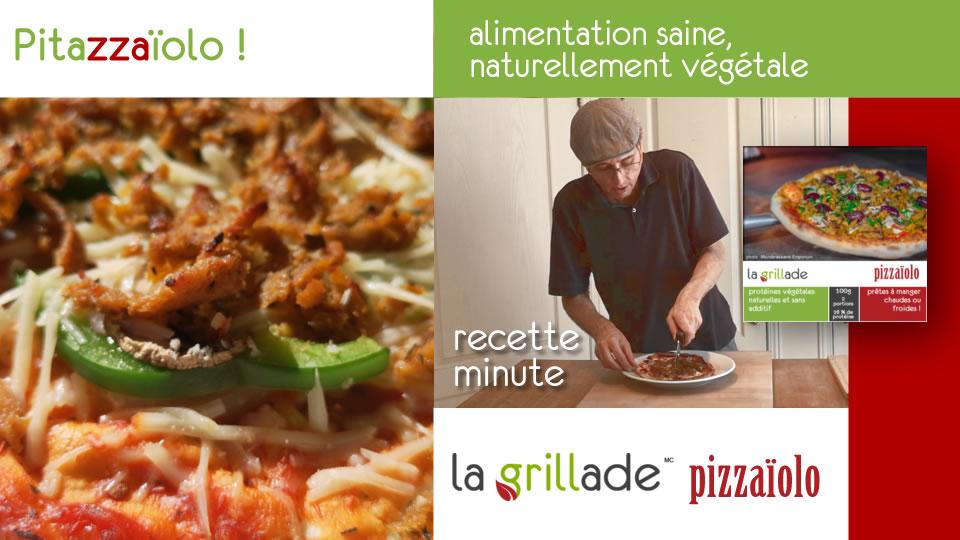 slider recettes minutes pizza - Recettes minutes